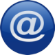 email-blue-80x80